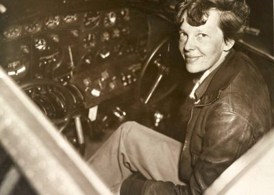 Amelia Earhart's last calls for help heard over radio distress signals