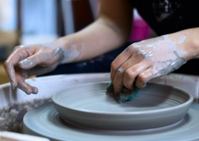 How to Make a Pottery Wheel
