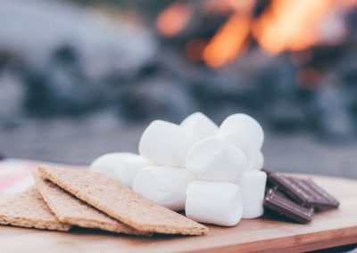 An Ode to the Person Who Created S'mores